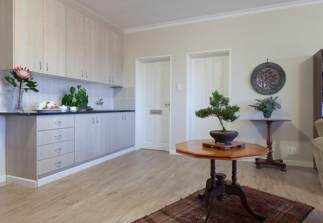Kitchenette upstairs