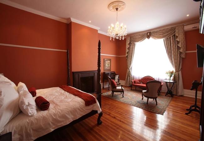 Orange Room or Room 5