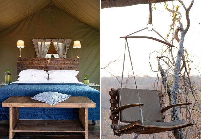 Starling Luxury Tent