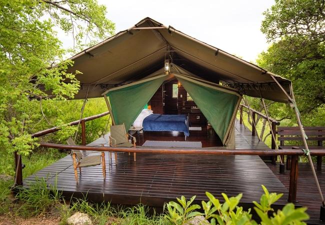 Kingfisher Classic Tent