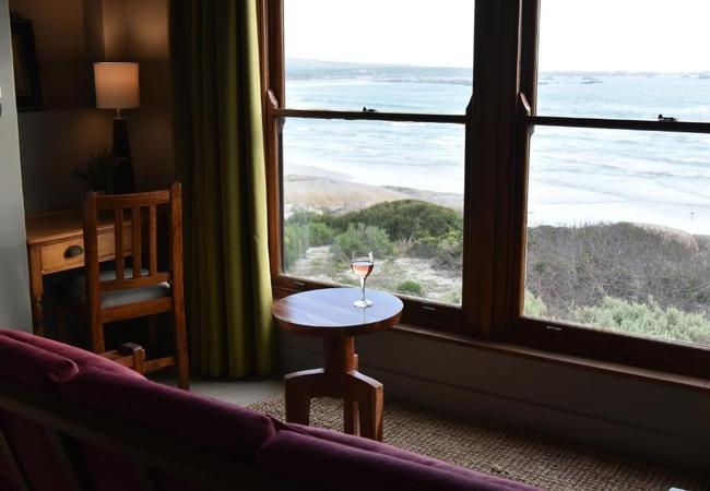 Mist Luxury Sea Facing Room