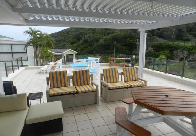 Private Balcony sea-view