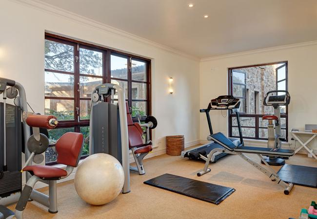 Main Castle Bedroom