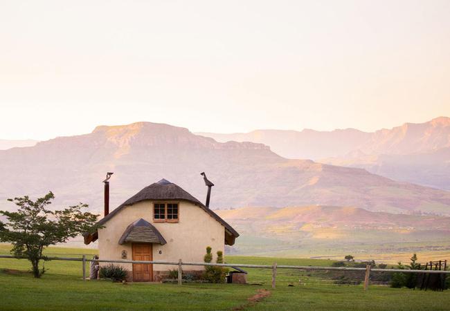 Phezulu Cottage