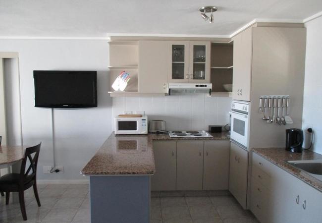 Luxury One-Bedroom Apartment