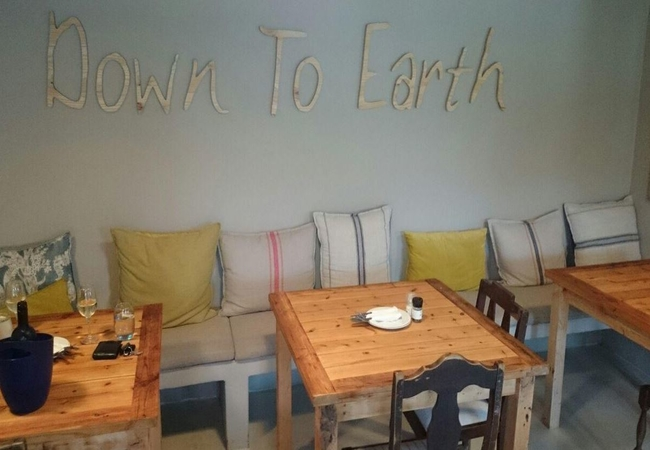 Down To Earth Restaurant