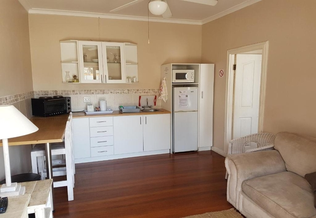 1. One-Bedroom Apartment