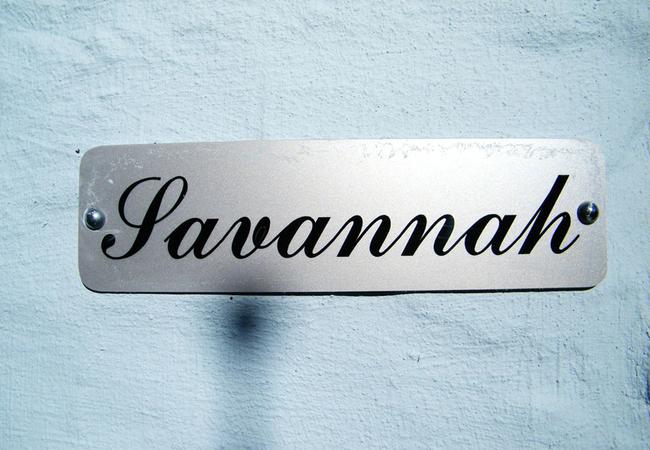 Savannaha Room