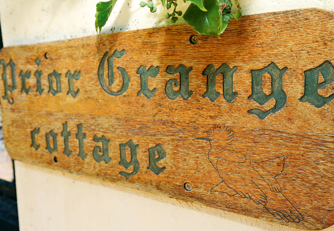 Prior Grange Cottage