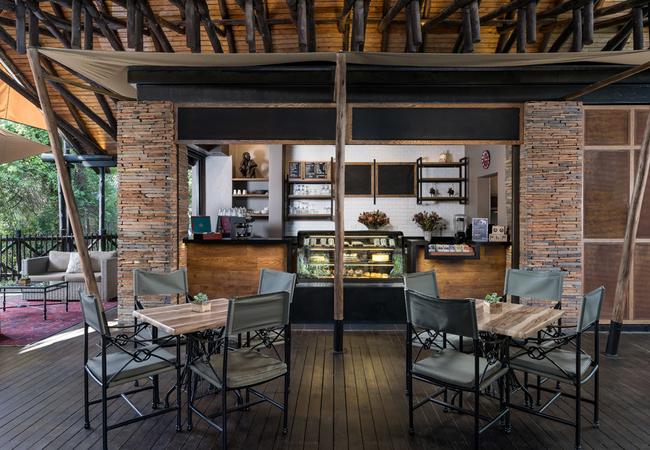 Coffee Shop and Deli