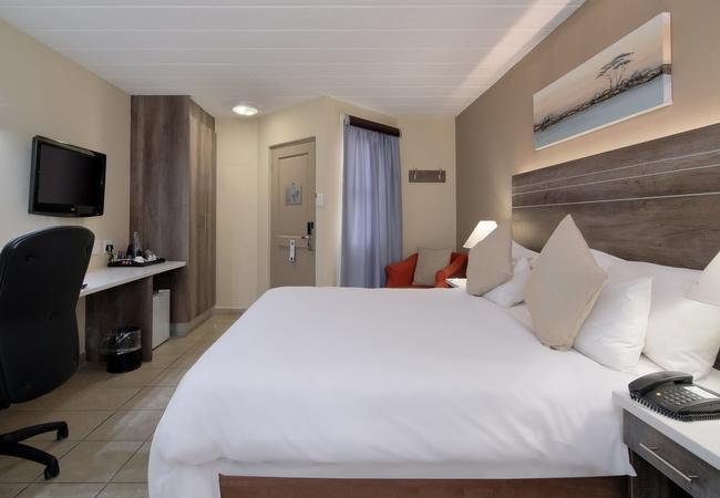 Deluxe Room View 1