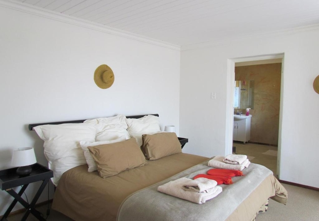 2 Sleeper apartment with double bed