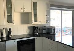 Kitchen / Port View