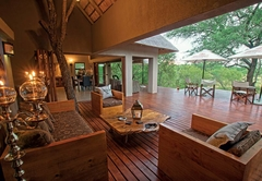 Game Lodge in Balule