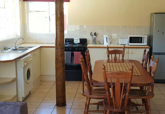 Ras Vill - Kitchen
