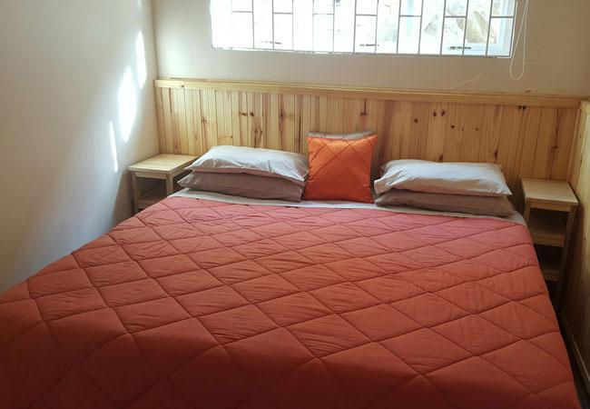 Ras Vill - Bedroom 1