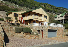 Accommodation in False Bay