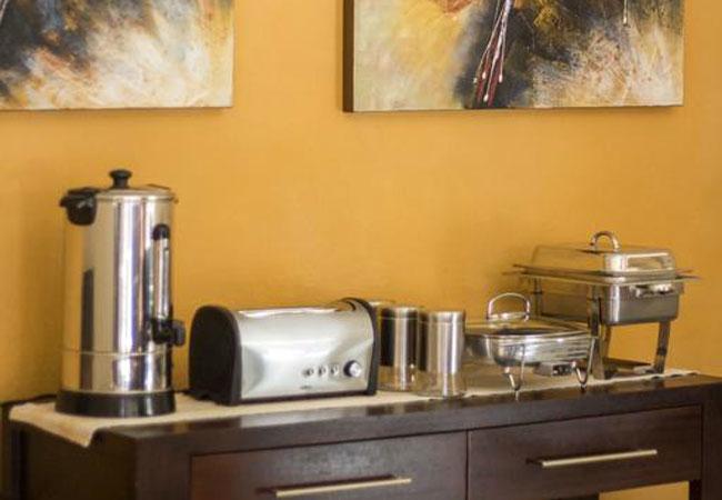 Tea / cofee making facilities