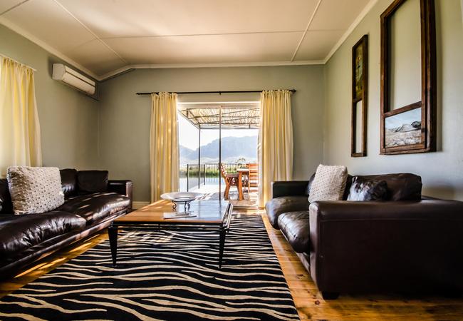 Cedarberg House - Lounge