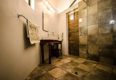 Kasteelberg Cottage - Bathroom