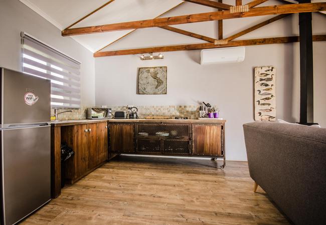 Perdeberg Cottage - Kitchen