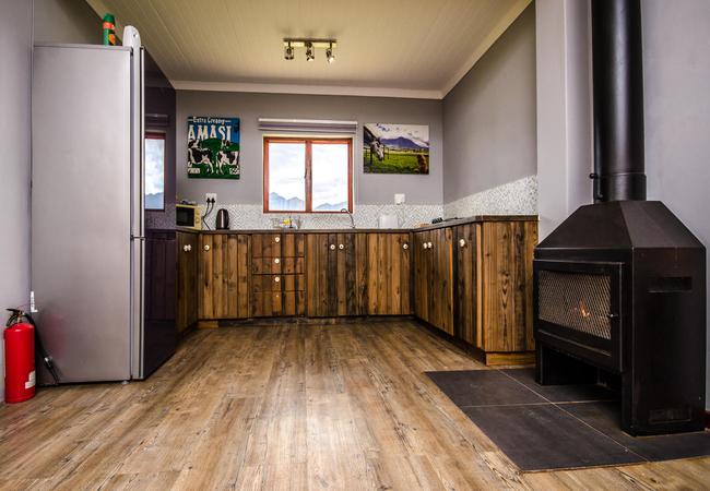 Witzenberg Cottage - Kitchen