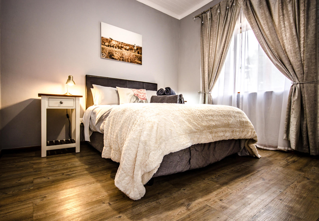 Witzenberg Cottage - Second Bedroom