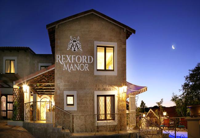 Rexford Manor