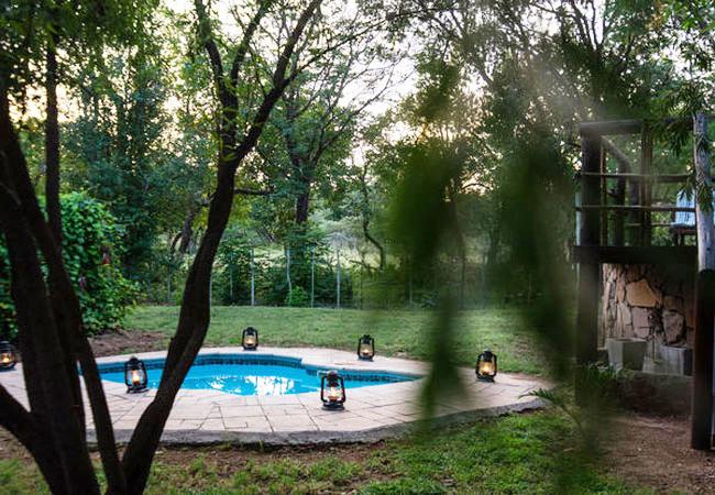 Rhino Bush Camp