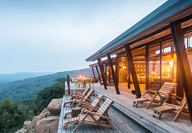 Luxury Bush Villa