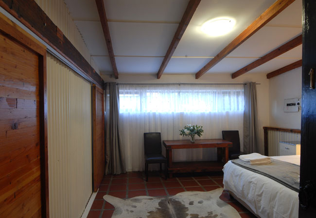 Room 1 - Walk in cupboard and large shower.
