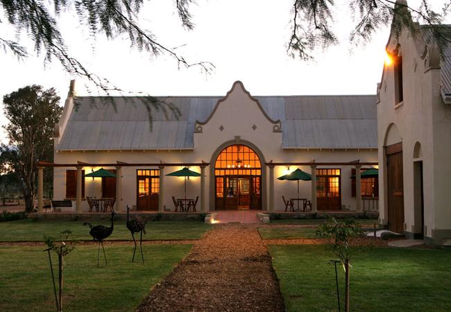 Rietfontein Ostrich Palace