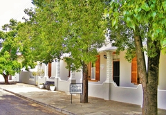 Honeymoon in Graaff Reinet