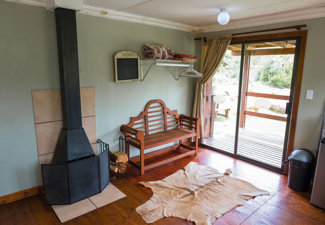 Pheasant Tail Cabin