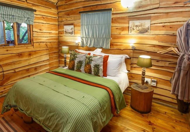 Log Cottage