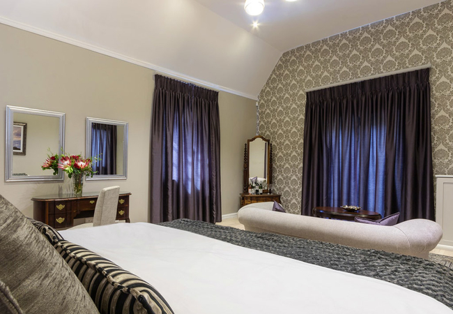 Manor House Rooms