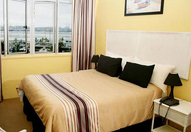 Standard Harbour Facing Double Rooms