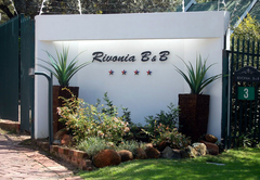 Rivonia B&B Signage