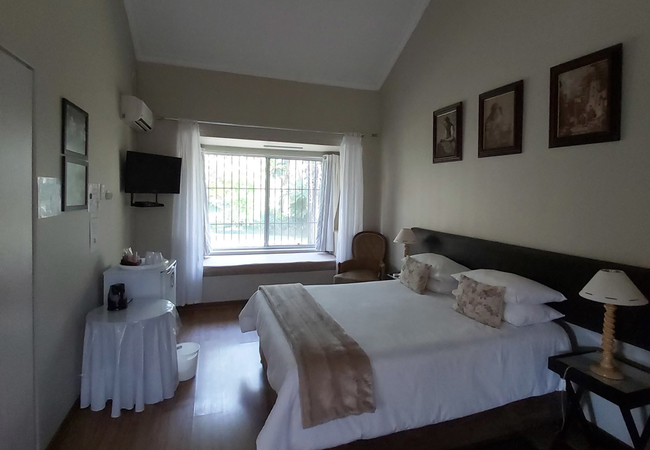 3. Double Family Room