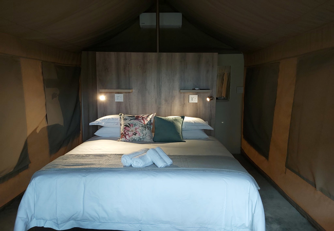 Luxury Self Catering Tents