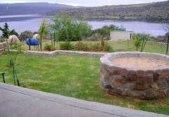 Rondegat on Clanwilliam Dam