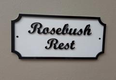Rosebush Rest