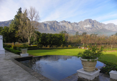 At Franschhoek Rose Cottage