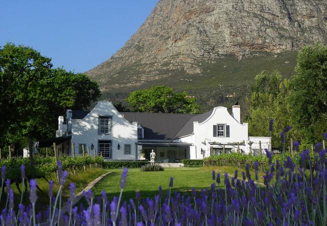 At Franschhoek Rose Cottage