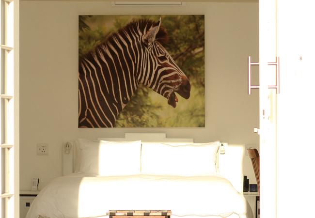 Deluxe Valley-facing Room