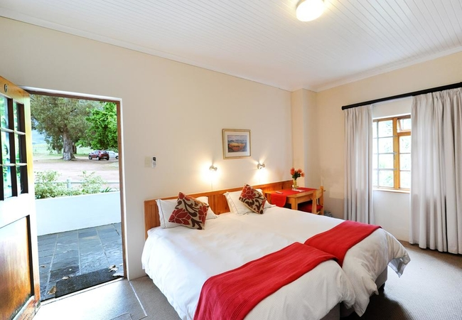 House Suite: Double bed