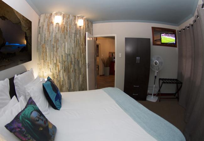 Astacus Suite Bedroom