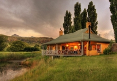 Fishing Lodge in Clarens