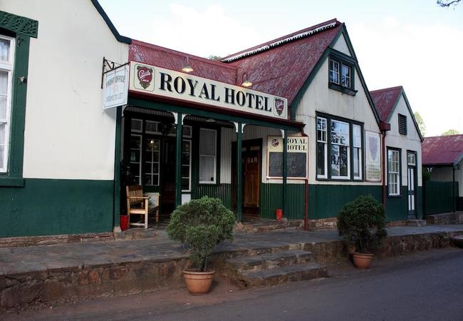 The Royal Hotel Pilgrims Rest
