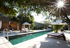 Bush Spa Pool